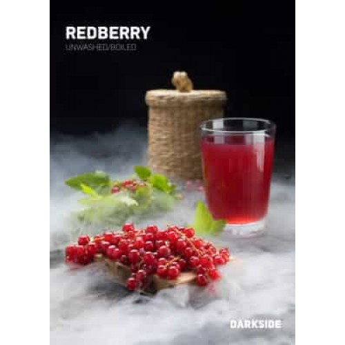 Табак Darkside Medium RedBerry (Красная Смородина) - 250 грамм