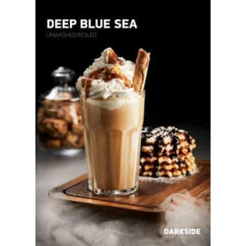 Табак Darkside Rare Deep Blue Sea (Глубокое Синее Море) - 100 грамм
