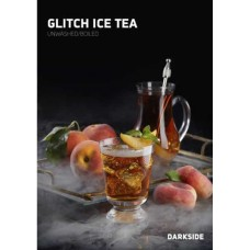 Табак Darkside Rare Glitch Ice Tea (Персиковый Чай) - 100 грамм