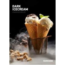 Табак Darkside Soft Dark Ice Cream (Шоколадное Мороженое) - 100 грамм