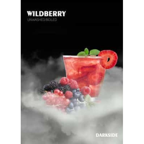 Тютюн Darkside Soft Wild Berry (Ягідний Мікс) - 100 грам