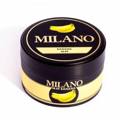 Тютюн Milano Banana M49 (Банан) - 100 грам