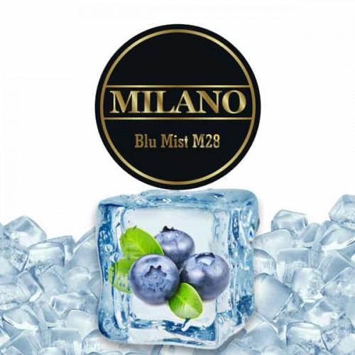 Табак Milano Blue Mist M28 (Голубой Туман) - 100 грамм