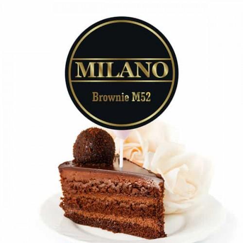 Табак Milano Brownie M52 (Брауни) - 100 грамм
