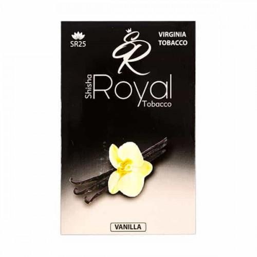 Табак Royal Vanilla (Ваниль) - 50 грамм