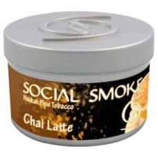 Tobacco Social Smoke Chai Latte (Latte Tea) - 100 grams