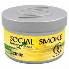 Tobacco Social Smoke Lemon (Lemon) - 100 grams
