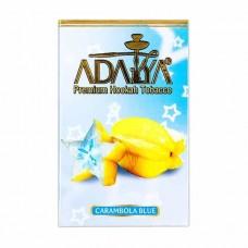 Табак Adalya Carambola Blue (Голубая Карамбола) - 50 грамм