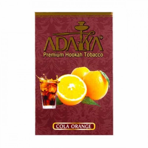Tobacco Adalya Cola Orange (Cola Orange) - 50 grams