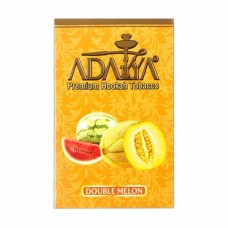 Tobacco Adalya Double Melon (Watermelon Melon) - 50 grams