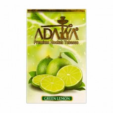 Табак Adalya Green Lemon (Зеленый Лимон) - 50 грамм