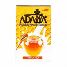 Тютюн Adalya Honey Milk (Молоко Мед) - 50 грам