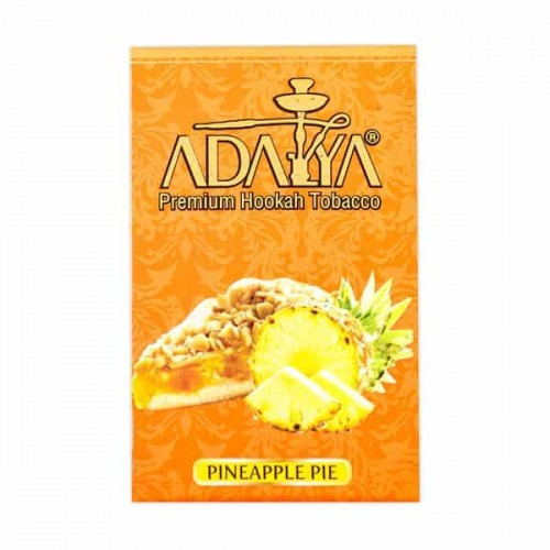 Tobacco Adalya Pineapple Pie (Pineapple Pie) - 50 grams