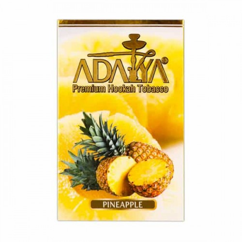 Табак Adalya Pineapple (Ананас) - 50 грамм