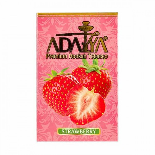 Тютюн Adalya Strawberry (Полуниця) - 50 грам