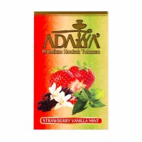 Tobacco Adalya Strawberry Vanilla Mint (Strawberry Vanilla Mint) - 50 grams
