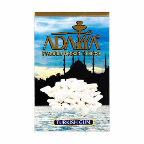 Tobacco Adalya Turkish Gum (Turkish Chewing Gum) - 50 grams