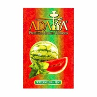 Тютюн Adalya Watermelon Mint (Кавун М'ята) - 50 грам