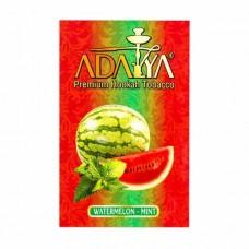 Табак Adalya Watermelon Mint (Арбуз Мята) - 50 грамм