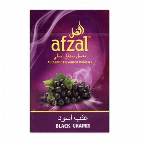 Тютюн Afzal Чорний Виноград - 50 грам