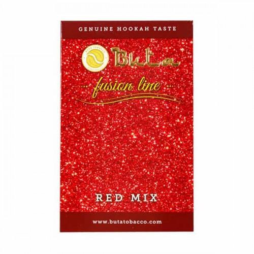 Табак Buta Fusion Line Red Mix (Красный Микс) - 50 грамм
