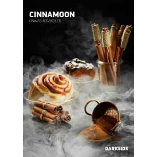 Тютюн Darkside Medium Cinnamoon (Кориця) - 100 грам