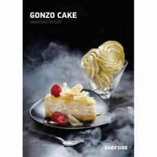 Tobacco Darkside Medium Gonzo Cake (Cheesecake) - 250 grams