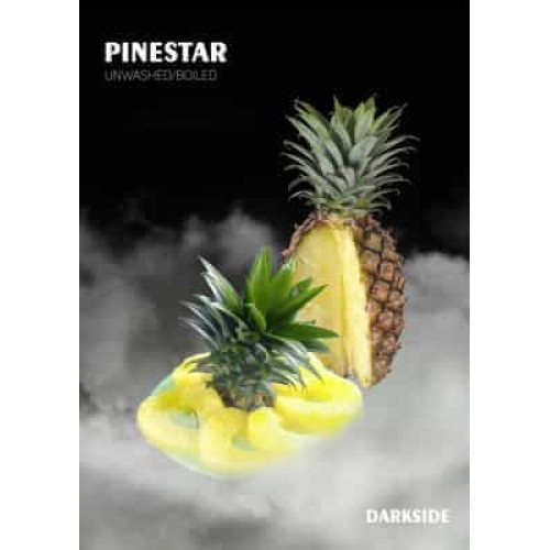 Табак Darkside Medium Pinestar (Ананас) - 100 грамм