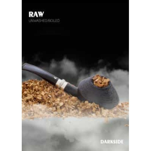 Табак Darkside Medium Raw (Необузданный) - 100 грамм