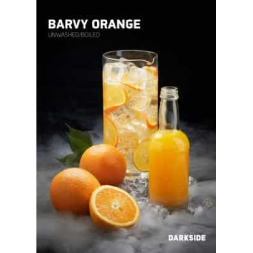 Табак Darkside Rare Barvy Orange (Апельсин) - 250 грамм
