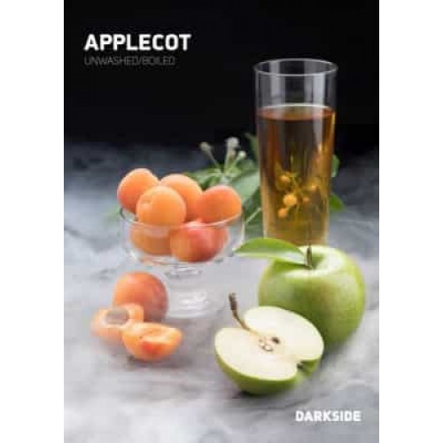 Табак Darkside Soft Applecot (Зеленое Яблоко) - 250 грамм