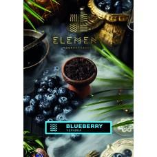 Тютюн Element Вода Blueberry (Чорниця) - 100 грам