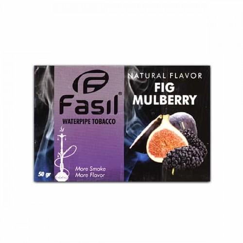 Табак Fasil Fig Mulberry (Инжир Шелковица) - 50 грамм