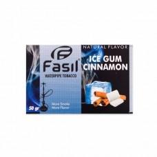 Табак Fasil Ice Gum Cinnamon (Лед Жвачка Корица) - 50 грамм