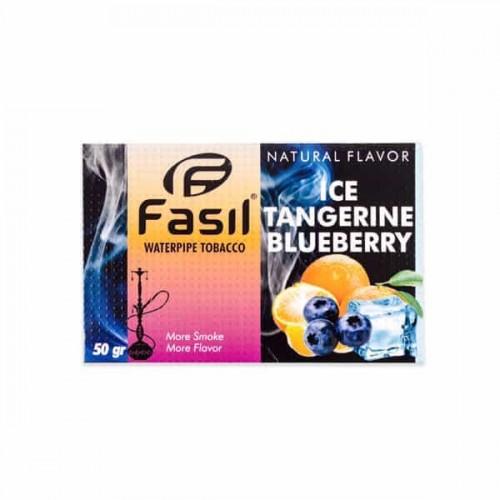 Тютюн Fasil Ice Tangerine Bluberry (Лід Мандарин Чорниця) - 50 грам