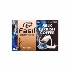 Табак Fasil Milk Turkish Coffee (Турецкий Молочный Кофе) - 50 грамм