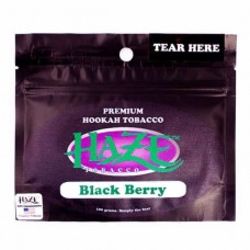 Табак Haze Black Berry (Ежевика) - 100 грамм