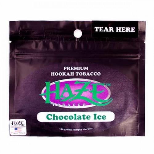 Табак Haze Chocolate Ice (Шоколад Мята) - 100 грамм