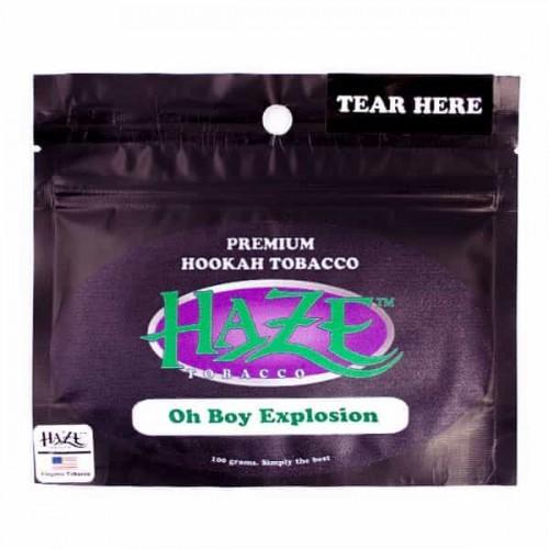 Табак Haze Oh Boy Explosion (Взрывной Парень) - 100 грамм