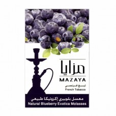Tobacco Mazaya Blueberry Exotica (Exotic Blueberries) - 50 grams
