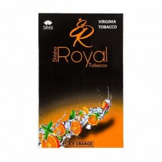 Табак Royal Ice Orange (Лед Апельсин) - 50 грамм