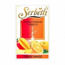 Табак Serbetli Orange Mango (Апельсин Манго) - 50 грамм