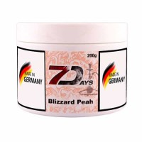 Тютюн 7Days Blizzard Peah (Персикова Пурга) - 200 грам