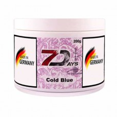 Tobacco 7Days Cold Blue - 200 grams