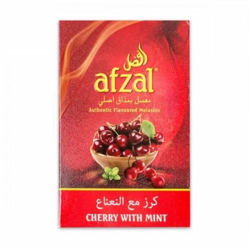 Тютюн Afzal Вишня з М'ятою - 50 грам