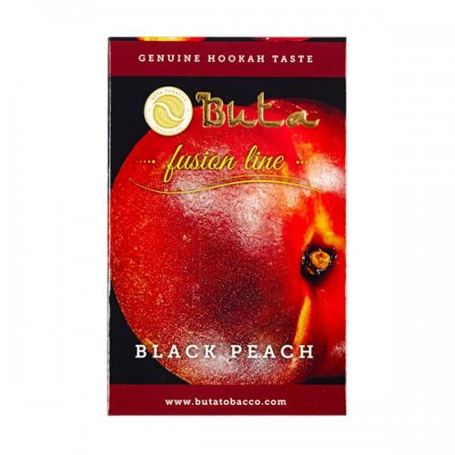 Табак Buta Fusion Line Black Peach (Черный Персик) - 50 грамм