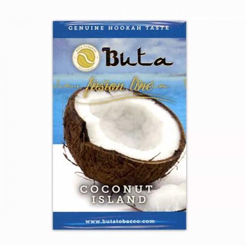 Табак Buta Fusion Line Coconut Island (Кокосовый Остров) - 50 грамм