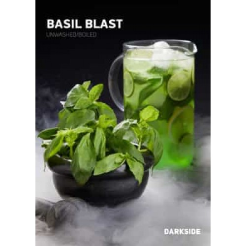 Табак Darkside Soft Basil Blast (Базилик) - 250 грамм