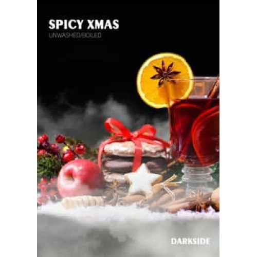 Табак Darkside Soft Spicy Xmas (Новогодний Микс) - 250 грамм