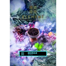 Tobacco Element Water Moroz (Frost) - 100 grams